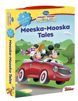 MICKEY MOUSE CLUBHOUSE: MEESKA MOOSKA-TALES BOARD BOOK BOXED SET