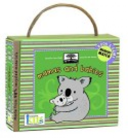 BOOK AND GAME SETS: MAMAS AND BABIES (GREEN START)