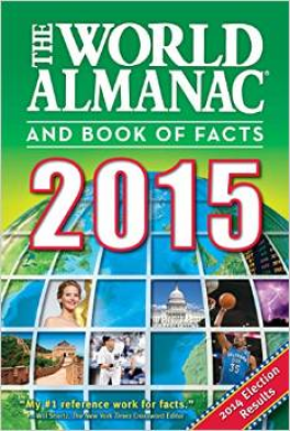 WORLD ALMANAC AND BOOK OF FACTS 2015, THE