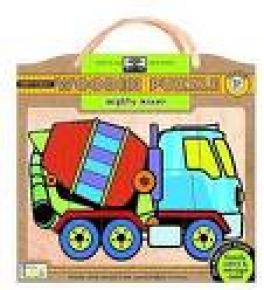 WOODEN PUZZLES: MIGHTY MIXER (GREEN START)