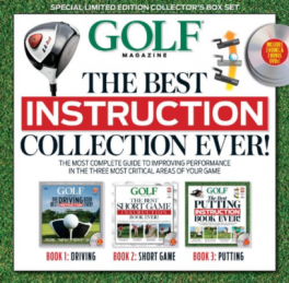 GOLF THE BEST INSTRUCTION COLLECTION EVER! ( DVB )