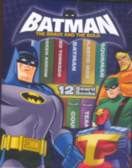 MY FIRST LIBRARY: BATMAN