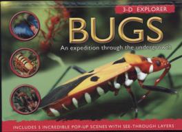 3-D EXPLORER: BUGS
