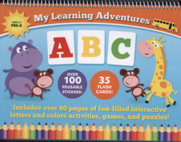 MY LEARNING ADVENTURES: ABC