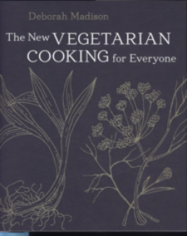 NEW VEGETARIAN COOKING FOR EVERYONE, THE