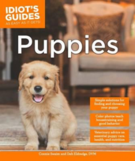 IDIOT'S GUIDES: PUPPIES