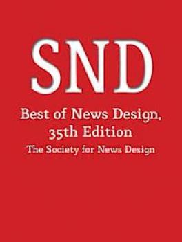 BEST OF NEWS DESIGN, 35TH ED., THE (BEST OF NEWSPAPER DESIGN)