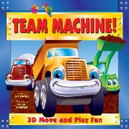 3D MOVE AND PLAY FUN : TEAM MACHINE