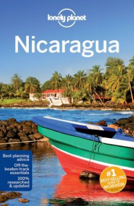 LONELY PLANET: NICARAGUA (3RD ED.)