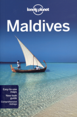 LONELY PLANET: MALDIVES (8TH ED.)