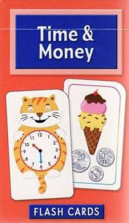 FLASHCARDS: TIME & MONEY