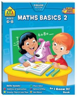 I KNOW IT WORKBOOK, AN: MATHS BASIC 2