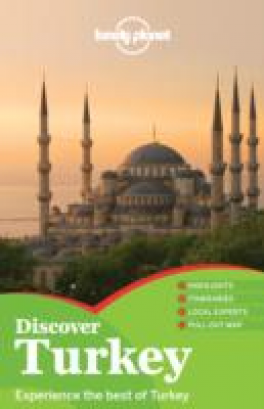 LONELY PLANET DISCOVER: TURKEY (1ST.ED.)