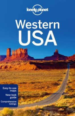 LONELY PLANET: WESTERN USA (2ND ED.)