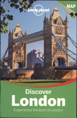 LONELY PLANET DISCOVER: LONDON (3RD ED.)
