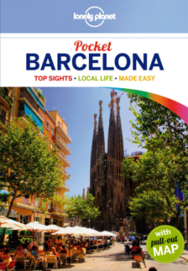 LONELY PLANET POCKET: BARCELONA (4TH ED.)