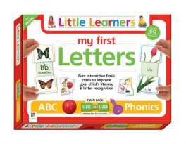SLIDE & FLASHCARD MY SLIDE AND LEARN: LETTERS