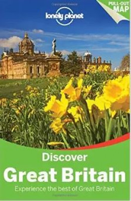 LONELY PLANET DISCOVER: GREAT BRITAIN (4TH ED.)