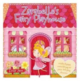 ZARABELLE'S FAIRY PLAYHOUSE CAROUSEL