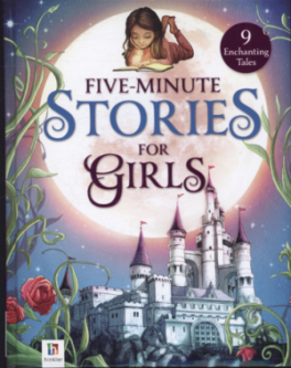 FIVE MINUTE TALES FOR GIRLS