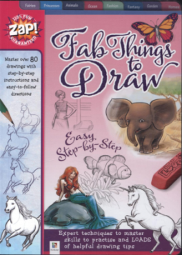 ZAP!: FAB THINGS TO DRAW