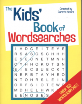 KIDS' BOOK OF WORDSEARCHES, THE
