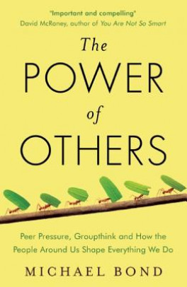 POWER OF OTHERS, THE: PEER PRESSURE, GROUPTHINK, AND HOW THE PEOPLE AROUND US SHAPE EVERYTHING WE DO