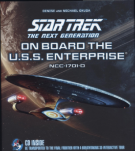 STAR TREK: ON BOARD THE U.S.S. ENTERPRISE
