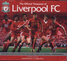 OFFICIAL TREASURES OF LIVERPOOL FC, THE