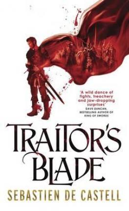 TRAITOR'S BLADE