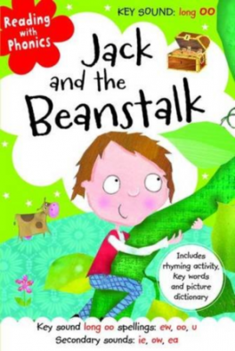 READING WITH PHONICS: JACK AND THE BEANSTALK