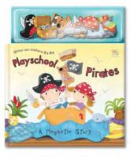 MAGNETIC STORY: PLAY SCHOOL PIRATES