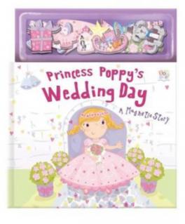 MAGNETIC STORY: PRINCESS POPPY'S ROYAL WEDDING