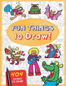 HOW TO DRAW: FUN THINGS TO DRAW