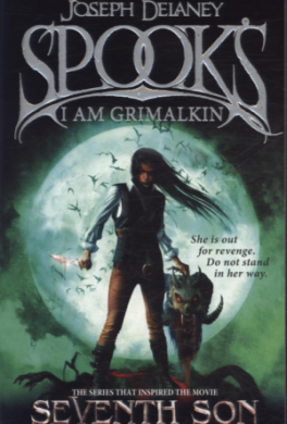 SPOOK'S: I AM GRIMALKIN (WARDSTONE CHRONICLES #9)