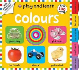 PLAY AND LEARN COLOURS