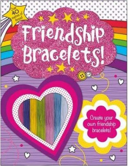 AWESOME ACTIVITIES: FRIENDSHIP BRACELETS!