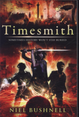 TIMESMITH (THE TIMESMITH CHRONICLES #2)