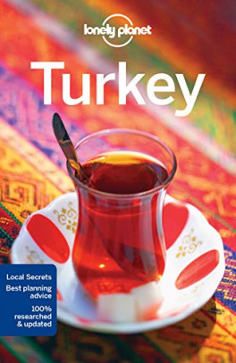 9th Edition Lonely Planet Istanbul 9th Ed.