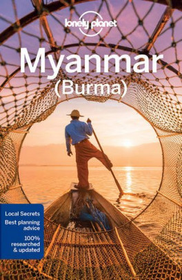 LONELY PLANET: MYANMAR (BURMA) (13 TH ED )
