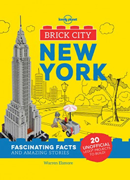 new york lonely planet  LONELY PLANET BRICK CITY NEW YORK (1ST ED.):LONELY PLANET ...