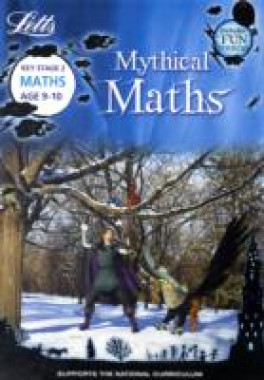 LETTS MYTHICAL MATHS - MATHS AGE 9-10