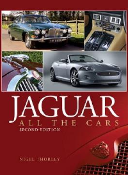 JAGUAR: ALL THE CARS (2ND ED.)