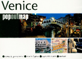 POPOUT MAP: VENICE (1ST ED)(DOUBLE)