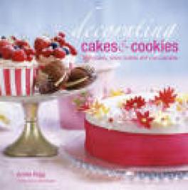 DECORATING CAKES & COOKIES