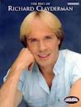 CLAYDERMAN RICHARD THE BEST OF RICHARD CLAYDERMAN PIANO SOLO BOOK