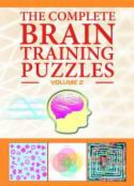 COMPLETE BRAIN TRAINING PUZZLES, THE (VOL. 2)