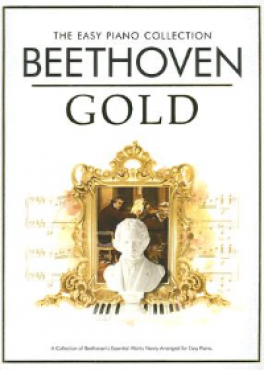 EASY PIANO COLLECTION, THE: BEETHOVEN GOLD