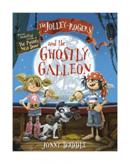 JOLLEY-ROGERS 01, THE: AND THE GHOSTLY GALLEON