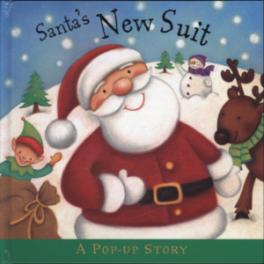 SANTA'S NEW SUIT: A POP-UP STORY
